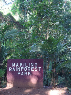 Makiling Rainforest Park
